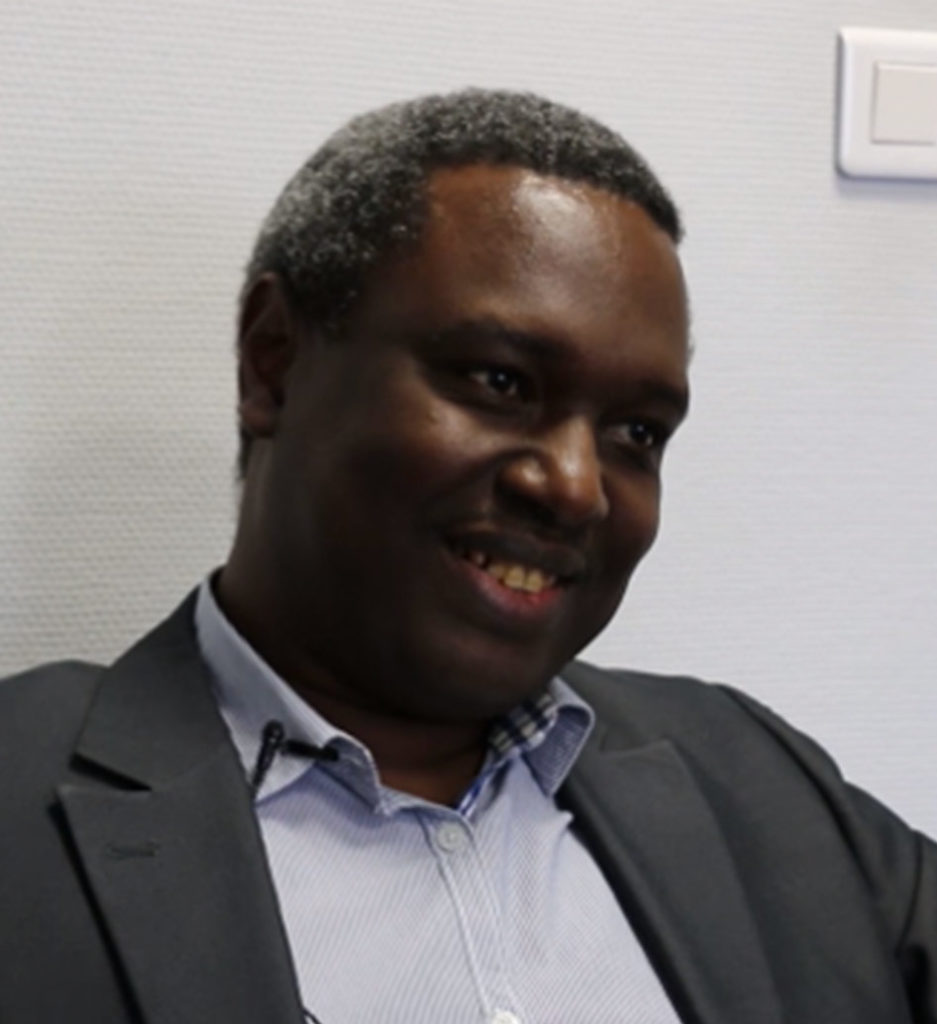 Dr. Oumar Kane Senegal