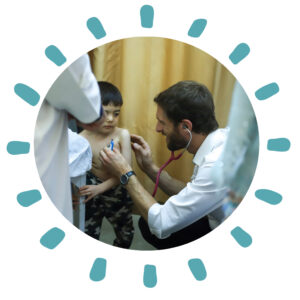 USFC organizes surgical missions in Iran
